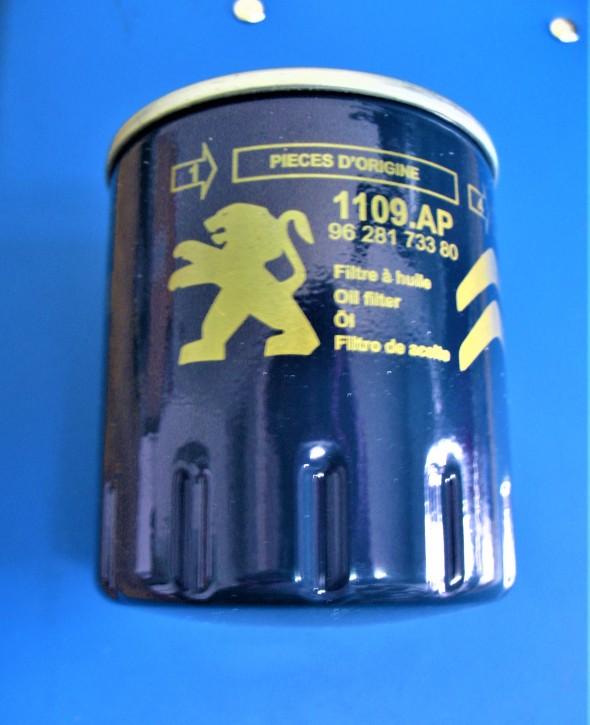 Ölfilter [1109AP/9628173380] PEUGEOT-ORIGINAL-ERSATZTEIL ***