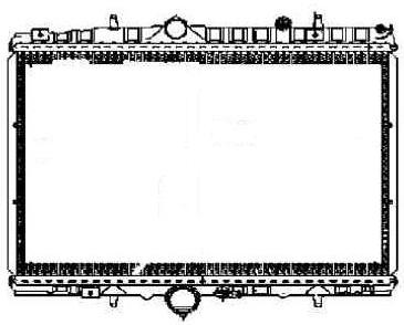 Kühler 133068/[1331GV]