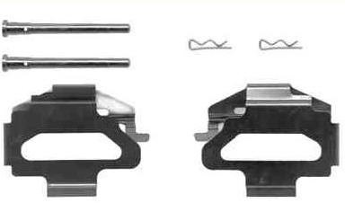 Satz Haltebolzen für Bremsklötze Vorderachse [442775]