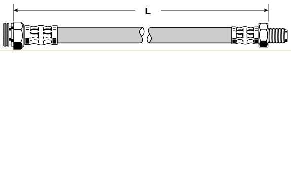 Bremsschlauch [481635]