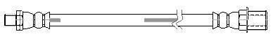 Bremsschlauch [480615]