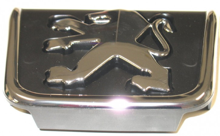 Emblem Motorhaube [7810A9] PEUGEOT-ORIGINAL-ERSATZTEILE