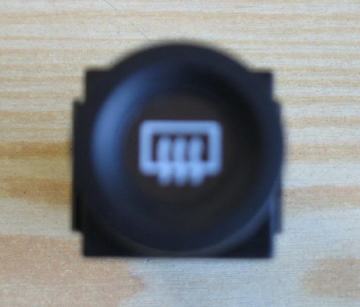 Schalter für heizbare Heckscheibe [655233]