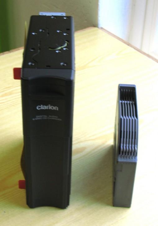 "AUDIO SYSTEM RADIOTELEFON ""RT3""CD-Wechsler  [6564E1/6564QK]"