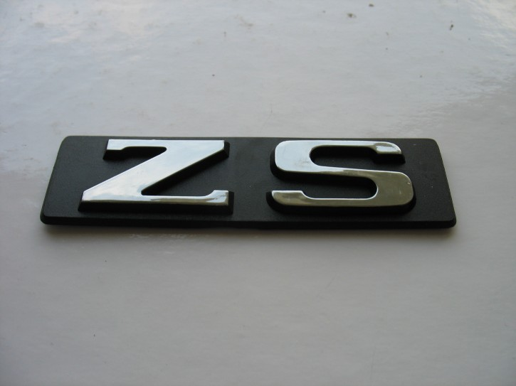 """Emblem """"ZS"""" Heckbereich [866173]"""
