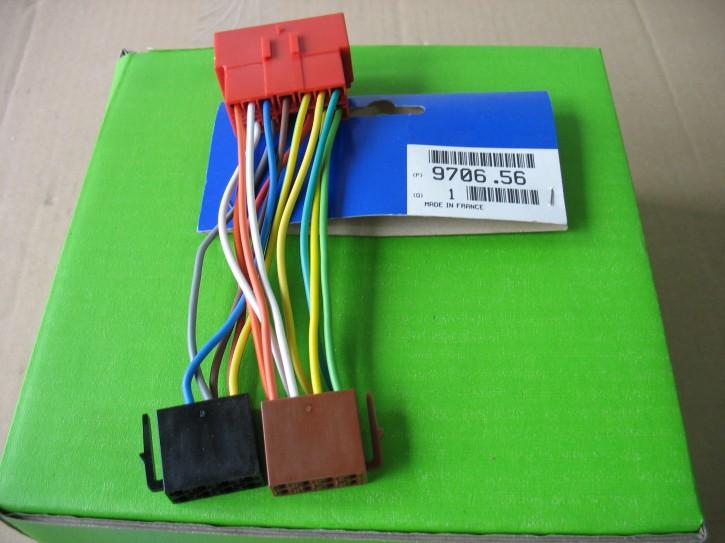 Kabelbündel für MIC Steckverbinder [970656] PEUGEOT-ORIGINAL-ERSATZTEIL