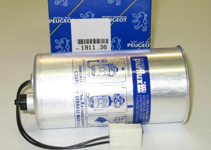 Behälter für Dieselfilter [191131/191132/191136]