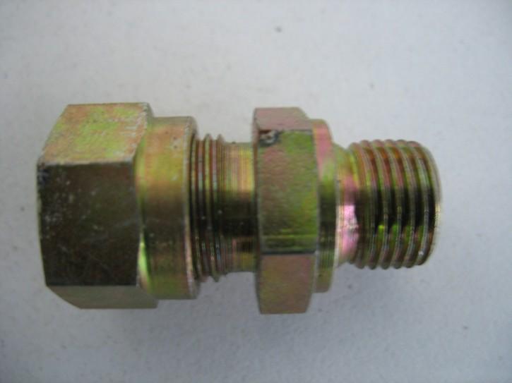 2-Wegeanschluß Hochdruckrohr [4020K2] PEUGEOT-ORIGINAL-ERSATZTEIL