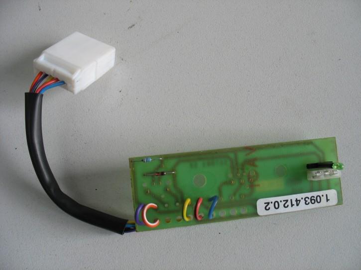 Leiterplatte Heizungsbedienung [6451T2]