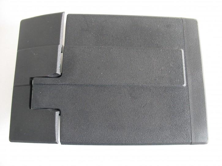 Verkleidung Sitzgestell links schwarz [8898H4]