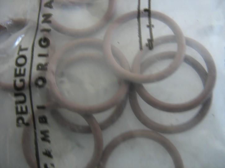 Beutel 10 Stück Ringdichtung Klimaleitungen [6460CR]