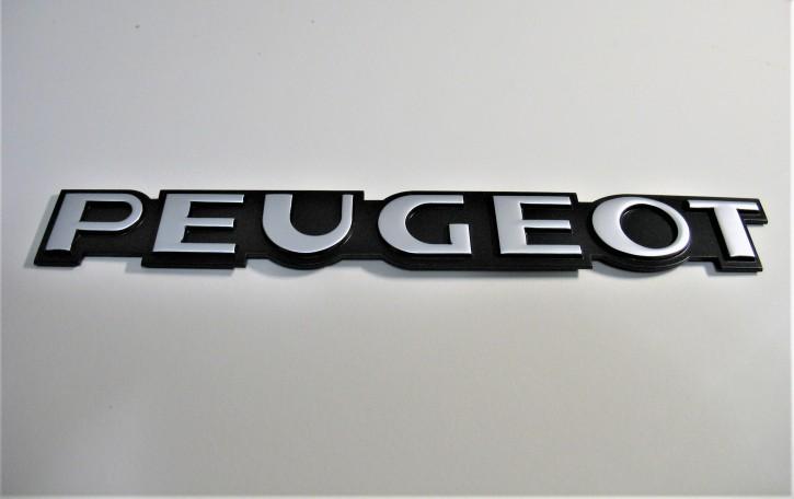 """Emblem """"PEUGEOT"""" [8659HK] PEUGEOT-ORIGINAL-ERSATZTEIL"""
