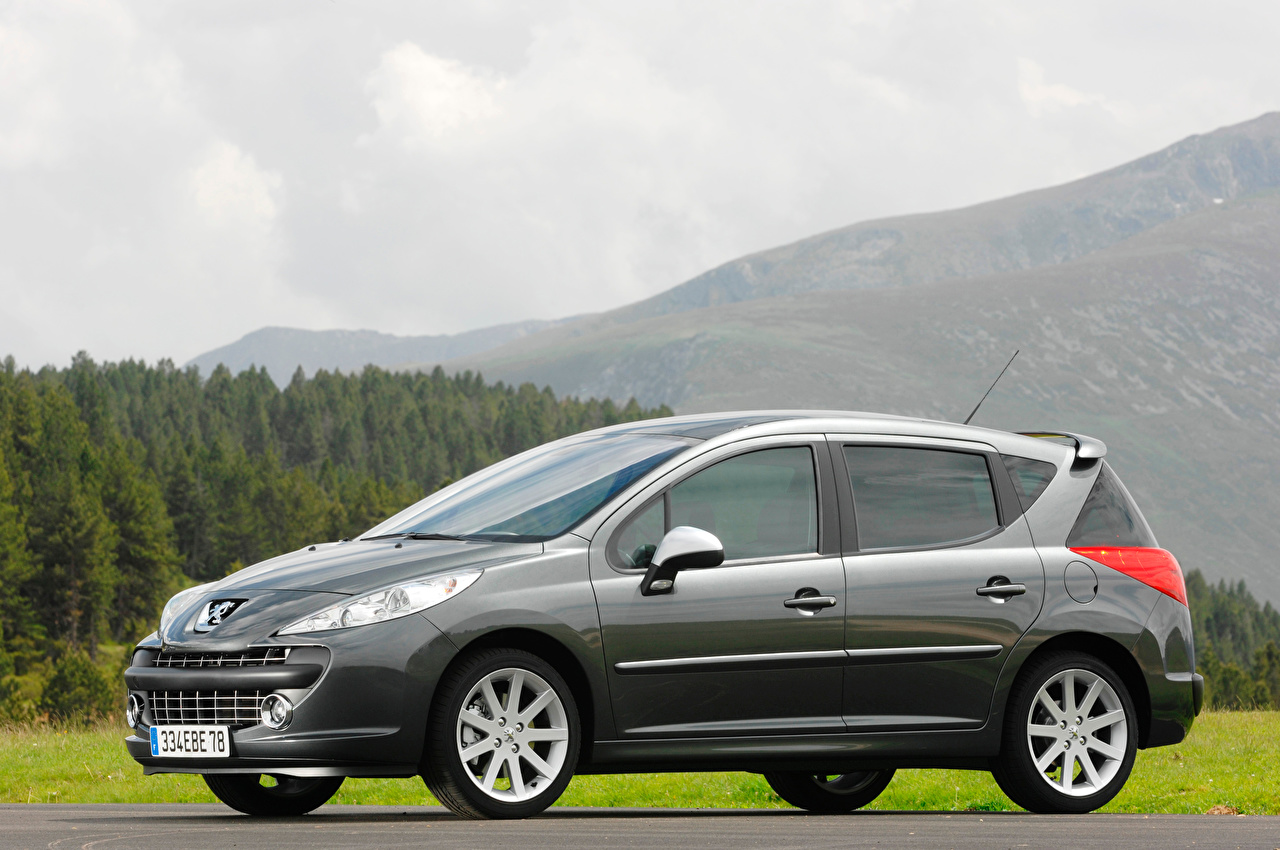 Peugeot 307 Serie II