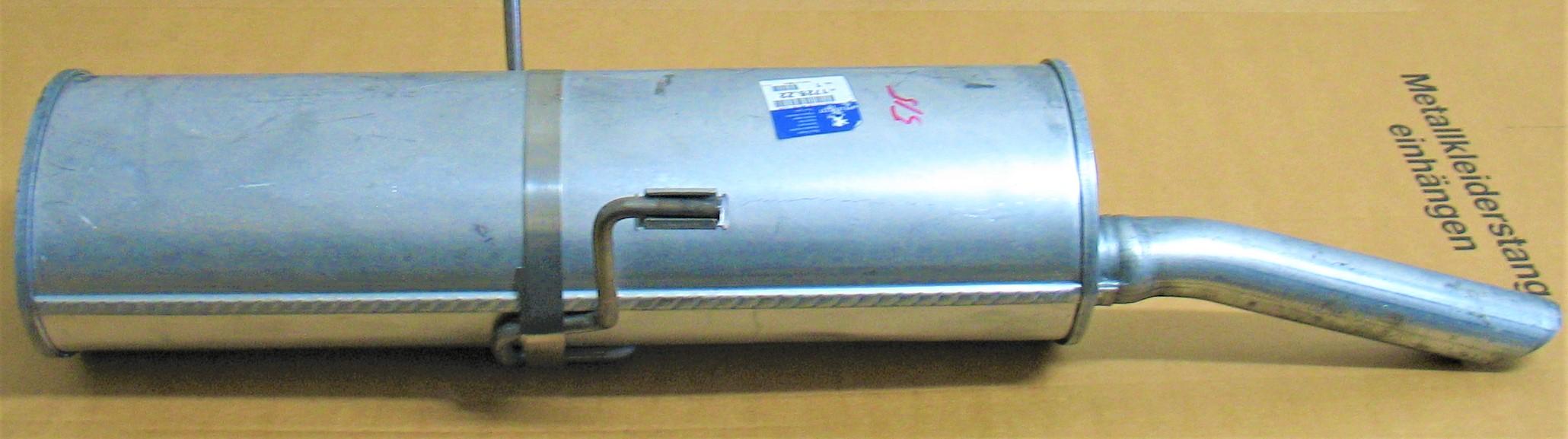 Abgasanlage++Exhaust system++Système de gaz d'échappement
