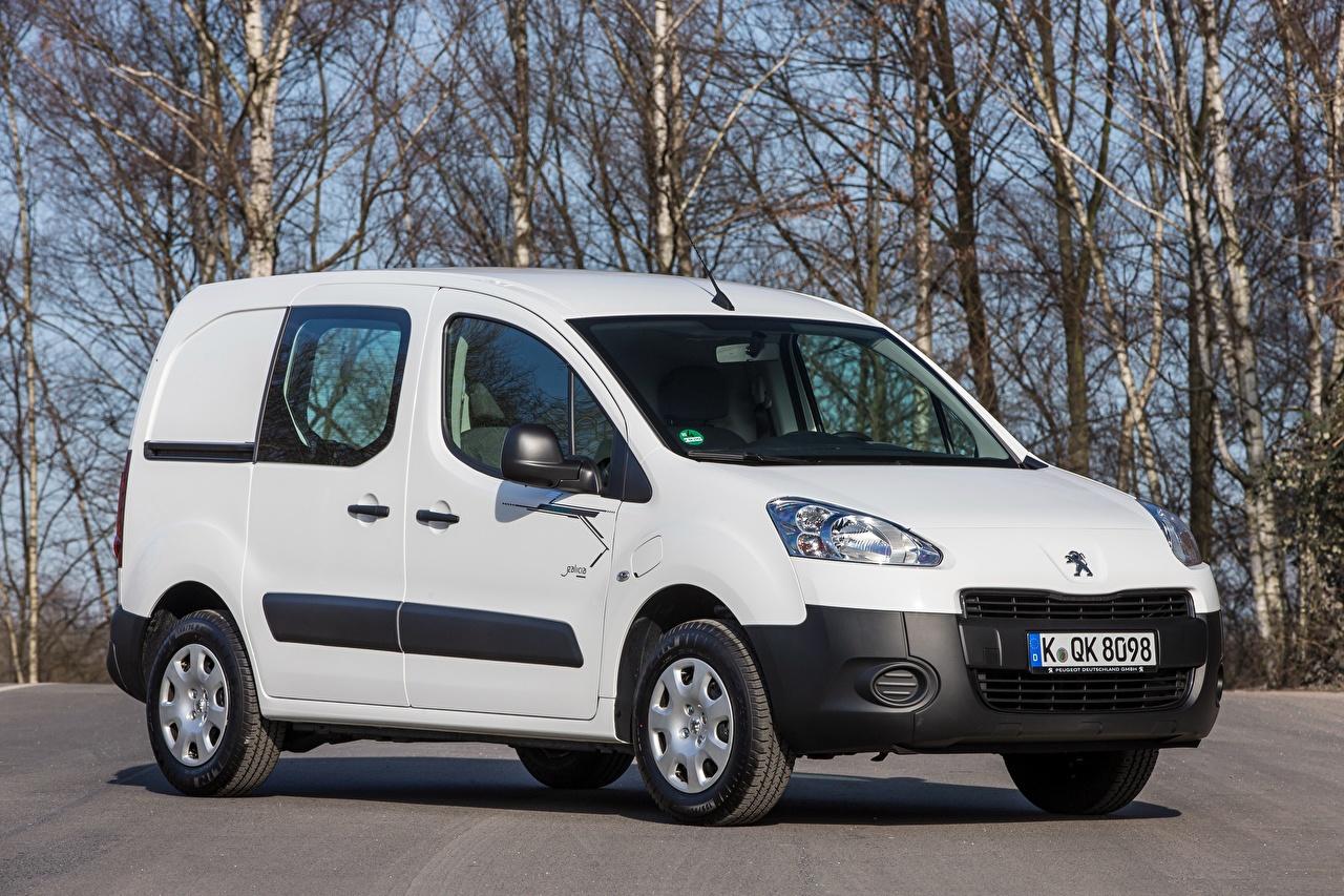 Peugeot Partner Kombi Serie II