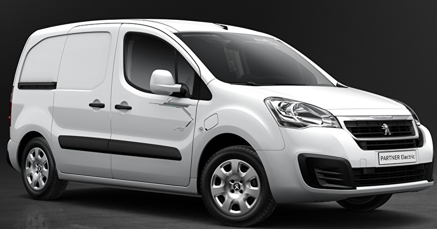 Peugeot Partner Kasten Serie III