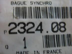Zahnrad Synchromkörper [232408]