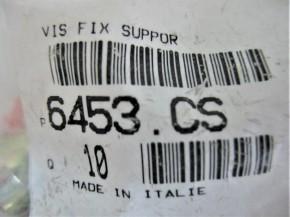 Beutel mit 4 Stück Bolzen [6453CS] PEUGEOT-ORIGINAL-ERSATZTEIL