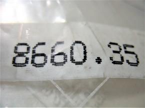 """Emblem """"GL"""" Heckbereich [866035]  PEUGEOT-ORIGINAL-ERSATZTEIL"""